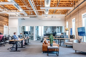 Changing dynamics of Co-Working Industry
